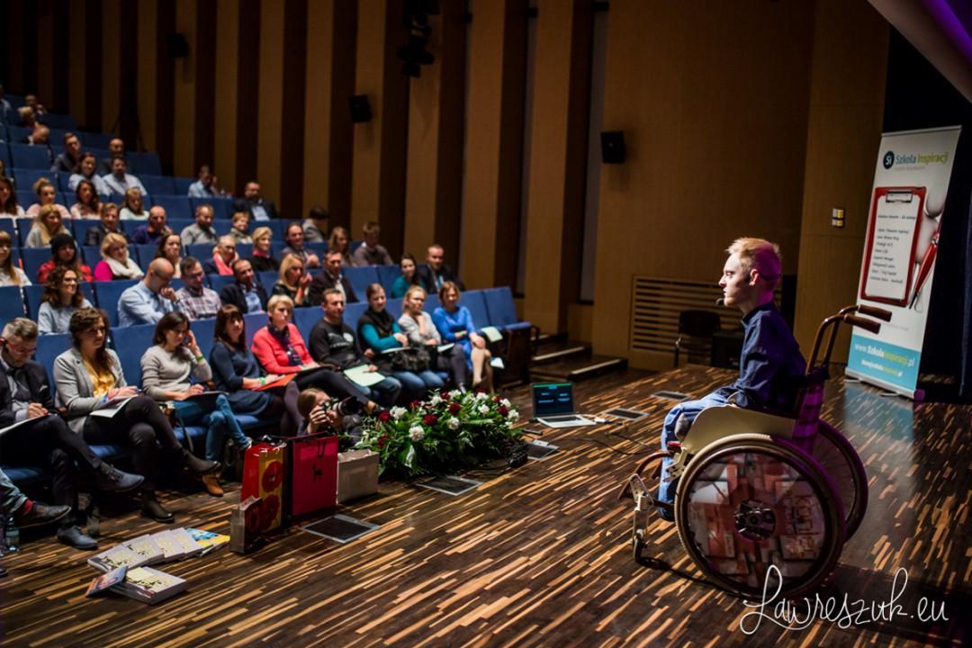 Przemówienie dla Szkoły Inspiracji w Białymstoku