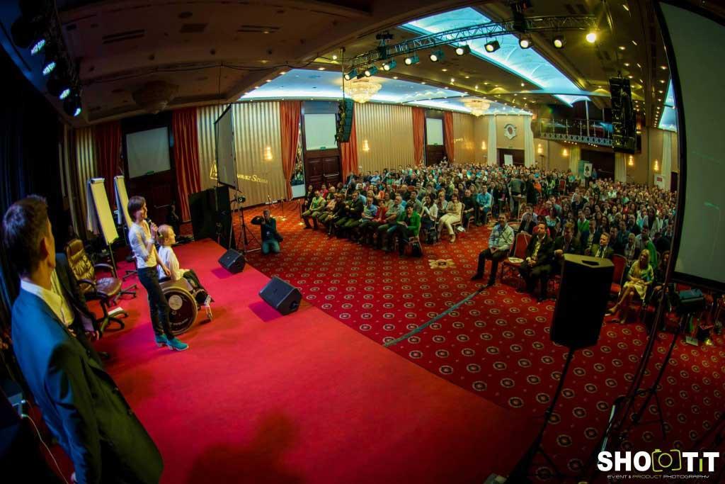 Przemówienie na Podróży Bohatera 2014