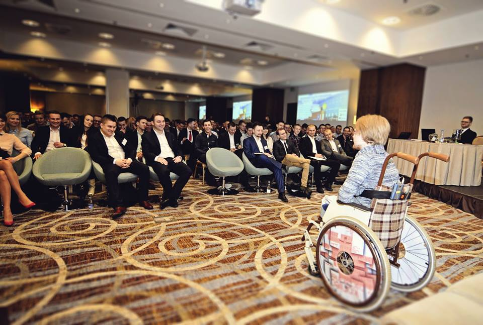 Przemówienie firmowe - Rzeszów 2015